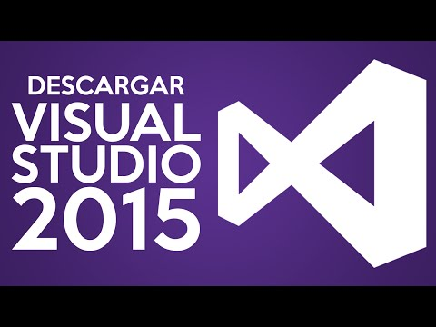 Descargar e Instalar Microsoft Visual Studio 2015 FULL En Español - CleTutoz