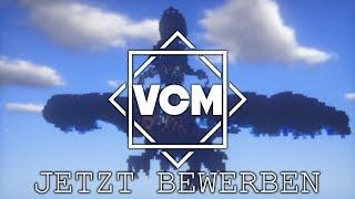 VCM. Bauteam - Bewerbungsphase eröffnet