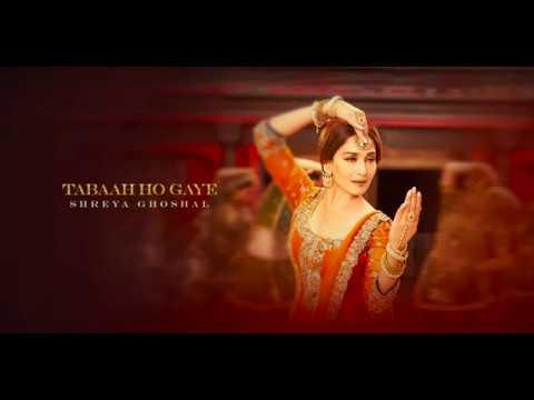 Tabaah Ho Gaye - Kalank | Madhuri, Varun & Alia | Shreya | Pritam | Amitabh | Extended Version