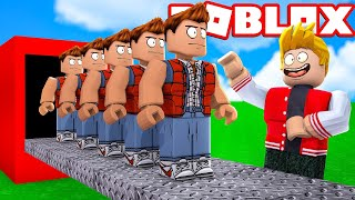 MCFLY CLONE FACTORY IN ROBLOX! (Clone Tycoon)