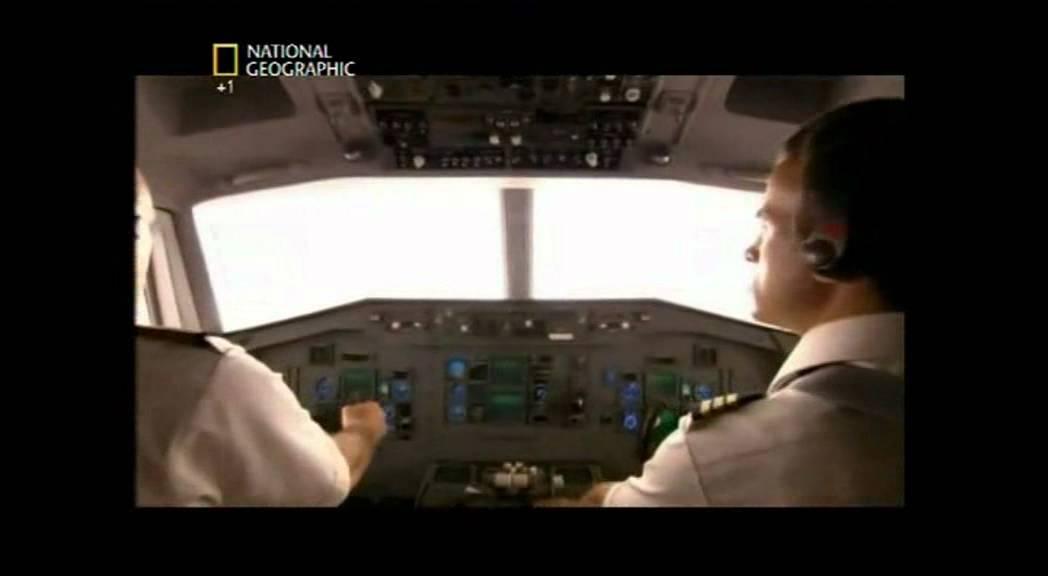 Indagini ad alta quota: la manovra aerea più complessa nella storia dell'aviazione