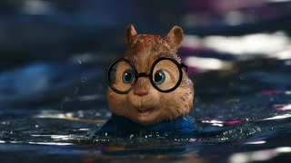 Astronaut In The Ocean (Masked Wolf) - Alvin and the Chipmunks (Music Video)