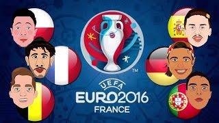 Nos PRONOSTICS de l'EURO - Defi Footstyle #4
