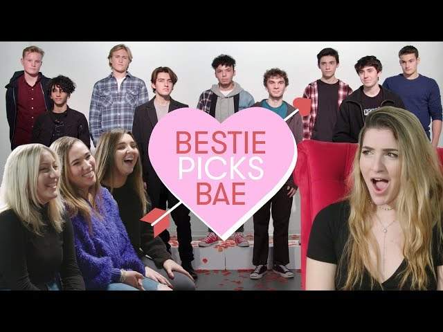 I Let My Squad Pick My Boyfriend | Bestie Picks Bae