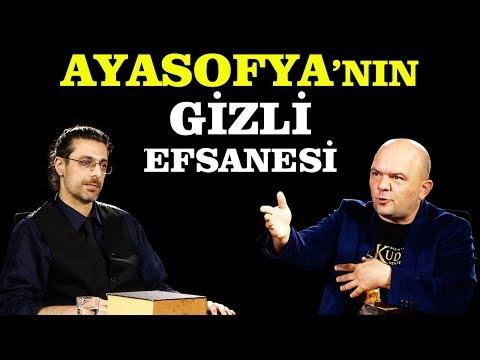 AYASOFYA Açıldı! Ayasofya'nın Gizli Efsanesi - Hamza Yardımcıoğlu | Talha Uğurluel