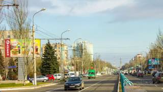 Осенний Луганск 2016 года