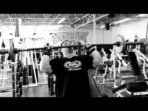 Training Series - Back Raw Training with Flex Lewis
