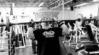 Training Series - Back Raw Training with Flex Lewis