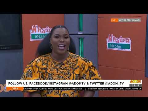Obra on AdomTV (27-8-21)