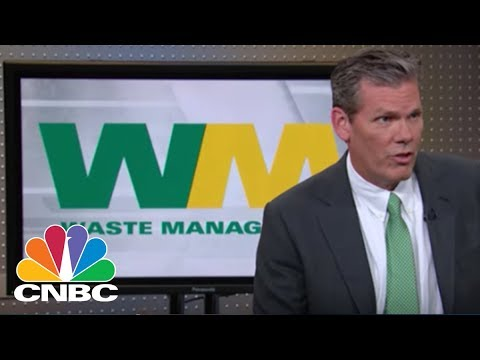 Waste Management Ceo Trash And Technology