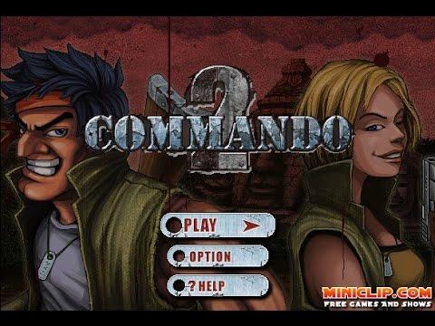 Commando 2 Hacked | Juegos de Acción