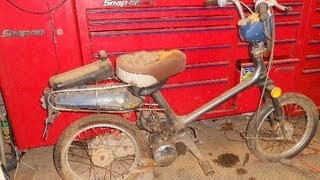Honda Express Moped Scooter 1977 - FOR SALE