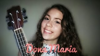 Baixar Dona Maria - Tiago Brava ft. Jorge (ukulele cover) | Eduarda Pinheiro