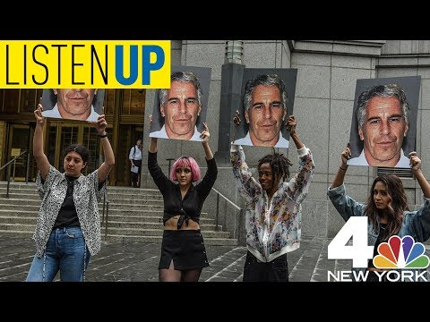 Jeffrey Epstein Accusers Spoke Out Against the Financier in Court   Listen Up August 27