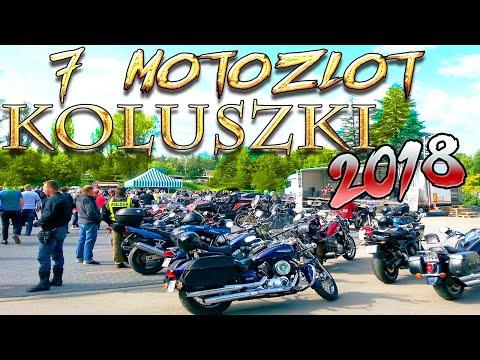 Okiem Motocyklisty - 7 Zlot Motocyklowy KOLUSZKI 2018