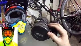 DIY Tutorial Repairing BAFANG 8fun BBS02 750w 48v (Part 1 of 7) *intro/bottom-bracket/external gears