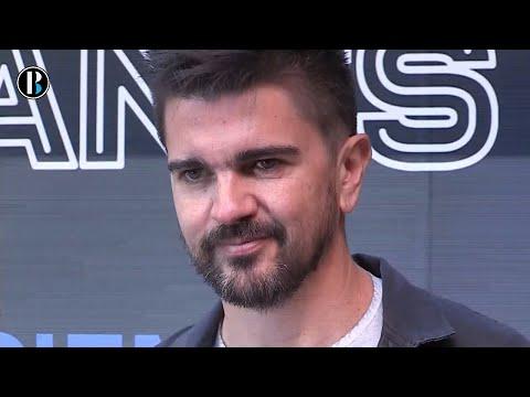 """Juanes: """"Me tomo la música muy en serio, es una religión para mí"""""""