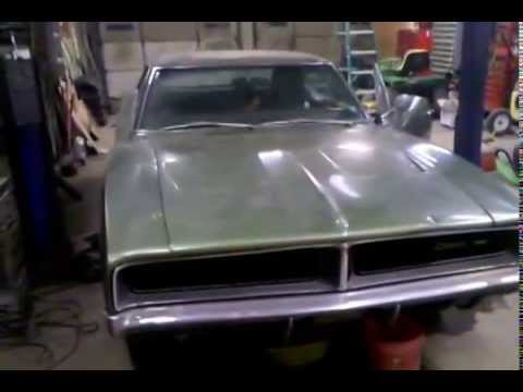 1969 Dodge Charger Se Barn Find For Sale On Ebay