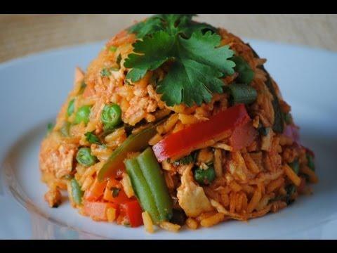 cantidad de arroz para 40 personas