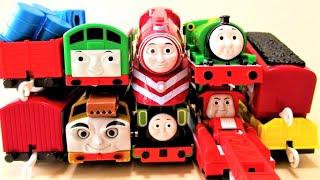 Thomas & Friends Pla-rail TOMY Track Master きかんしゃトーマス プラレール トラックマスター thumbnail