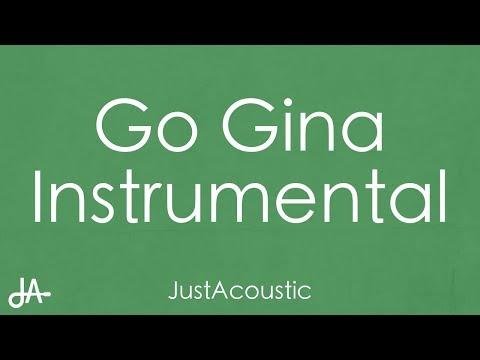 Go Gina - SZA (Acoustic Instrumental)