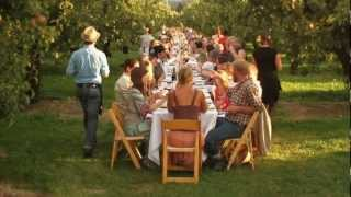 Dinnertime - Farm to Fork Event Co.