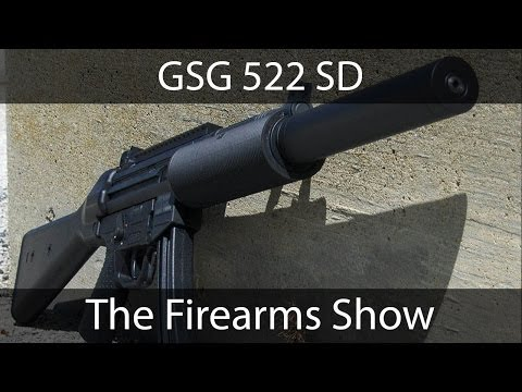 GSG 522 SD Rifle Review