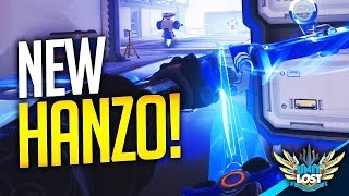 Overwatch *NEW* Hanzo Gameplay! Storm Arrows!