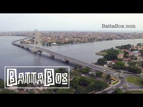 How to Film Beautiful Aerial Video of Lagos!
