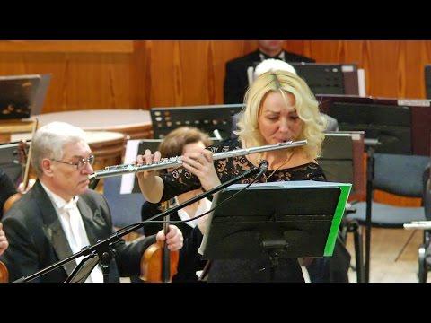 "E. Magalif ""COLIBRI"" [Hummingbird] U. Tsepeleva & Lugansk Symphony"