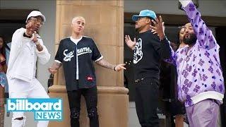 Justin Bieber, Chance the Rapper, & Lil Wayne in DJ Khaled
