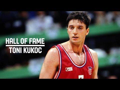 Toni Kukoč | Hall of Fame Class 2017