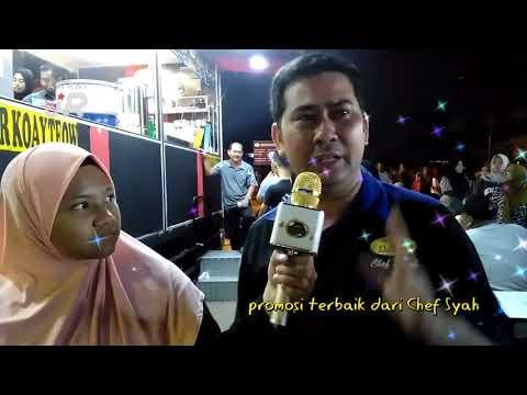 #AWANIJr: Food Truck #Terengganu Molek doh 2018