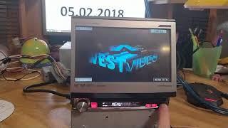 видео ALPINE IVA-D310R/RB мультимедийный центр, тест