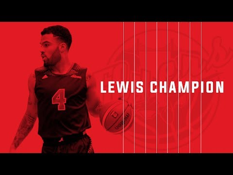 Bristol Flyers - Introducing Lewis Champion