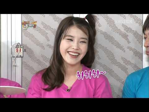 [IU] 아이유 - cute laugh
