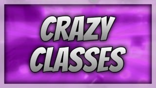 Pixel Gun 3D: Crazy Classes #2 - OH BABY A TRIPLE!