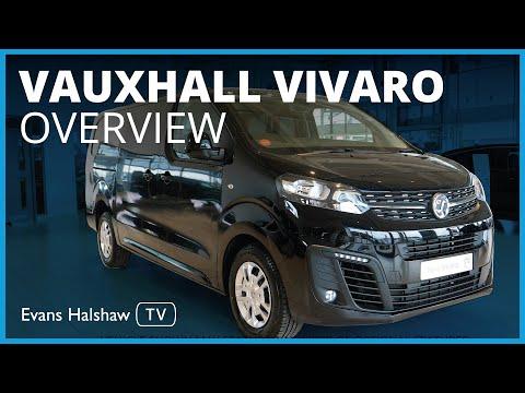 Vauxhall Vivaro Car Review