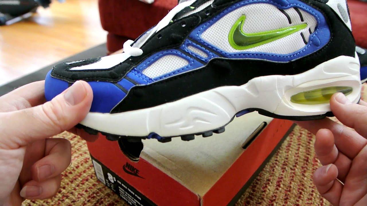5bf623cd4a4 Nike Air Max Triax Plus 98 - Throwback Thursday - Ep 1 - YouTube