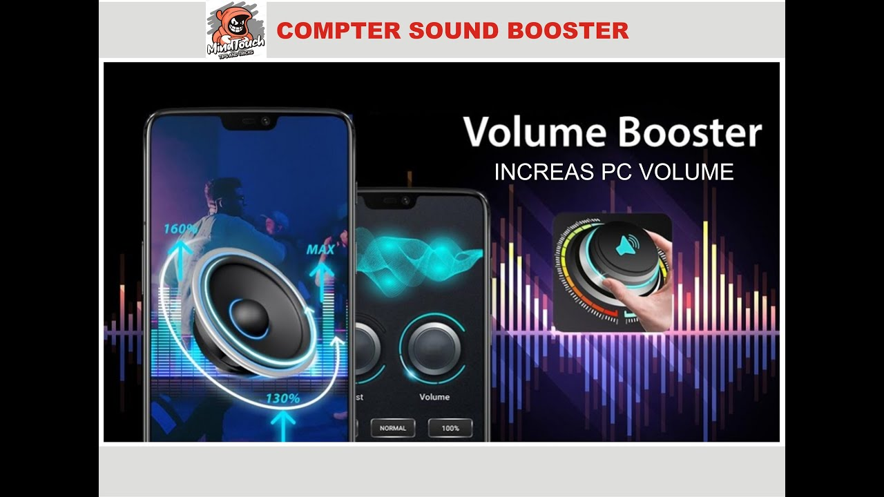How to Boost Volume PC Speaker ( 100% Free ) - YouTube
