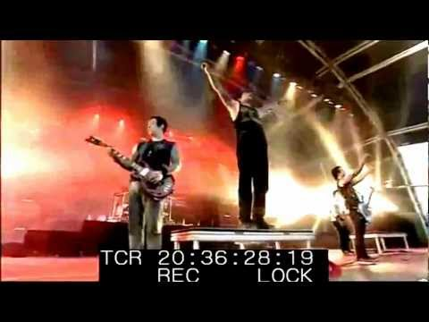 Avenged Sevenfold - Almost Easy Live Sonisphere 2009 The Rev Last Show