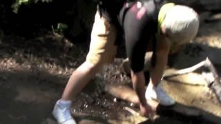 秘湯を求めてぶらり旅 @Big sur hiking