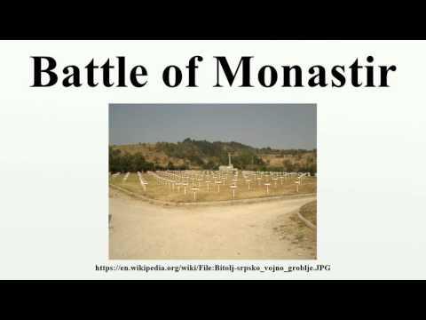 Battle of Monastir
