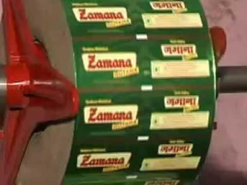 Gutkha pouch packing machine | Pan Masala Making machine And Packing |  Whatsapp+M No +91-9899251737