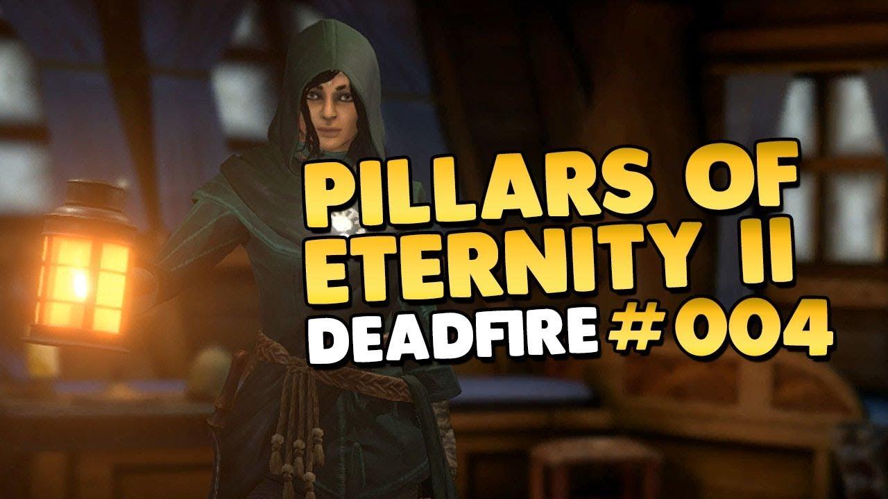 Let's Play Pillars Of Eternity 2: Deadfire (POTD ...