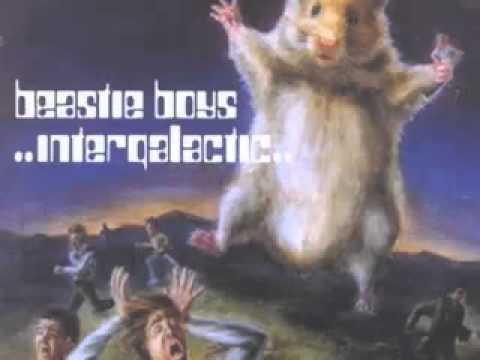 Beastie Boys - Intergalatic Razat Dubstep Remix
