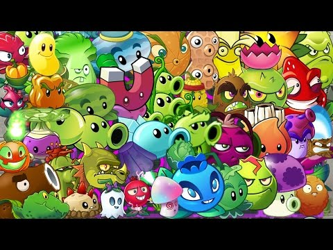 Plants vs Zombies 2 Epic Hack - All Plants All Tiles Ultimate Power Up