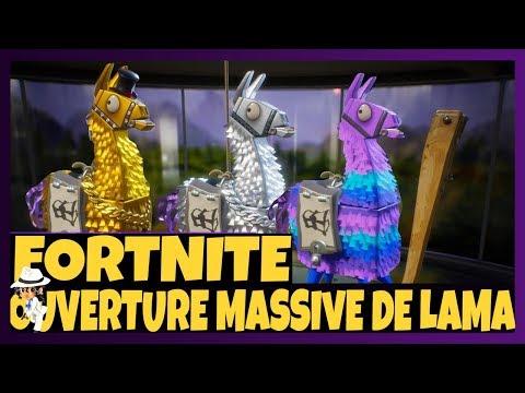 Fortnite / Sauver Le Monde Épisode 2 (OUVERTURE MASSIVE DE LAMA)