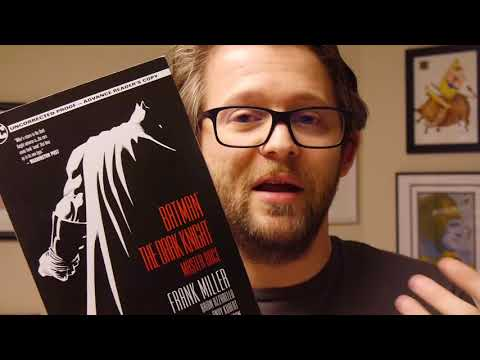 DC Weekly Graphic Novel Review: Batman The Dark Knight: Master Race