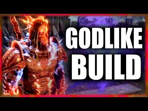 Skyrim SE Builds - The Celestial - Godlike Modded Build